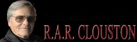 RAR Clouston – Award Winning Author Logo